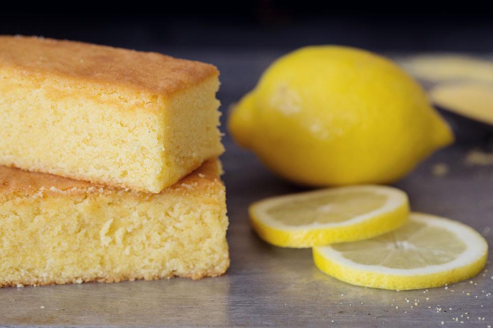 Polenta Cake Tray Bakes